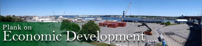 plank economicdevelopment
