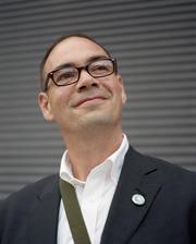 Portland Board of Education At-Large Member John Eder