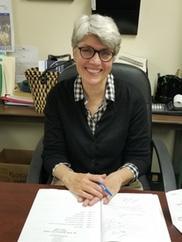 Mount Vernon Select Board Member Patricia Jackson